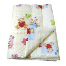 Одеяло детское холлофайбер110х140