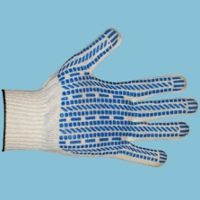 Перчатки 4-х нитка 7,5 кл. Протектор