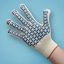 Перчатки 6-ти нитка 7,5 кл. Волна