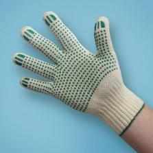 Перчатки 4-х нитка 7,5 кл. Точка