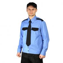 Рубашка мужская Охрана на резинке