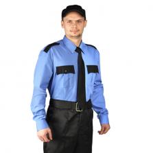Рубашка мужская Охрана