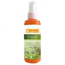 Спрей для защиты от укусов кровососущих и жалящих насекомых