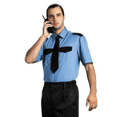 Фото Рубашка охранника