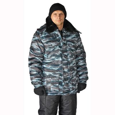 Фото Куртка мужская Охрана зимняя