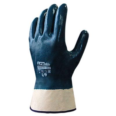 Фото Перчатки Ruskin® Industry 311 нитриловые для тяжелых работ