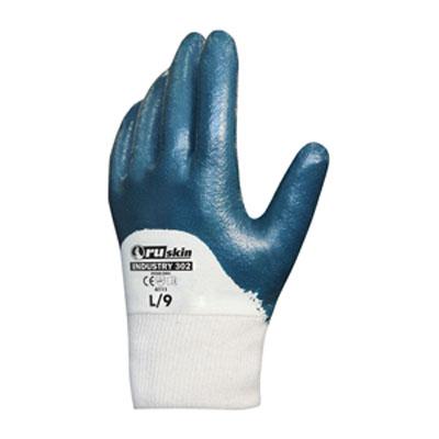 Фото Перчатки Ruskin® Industry 302 нитриловые для средних работ