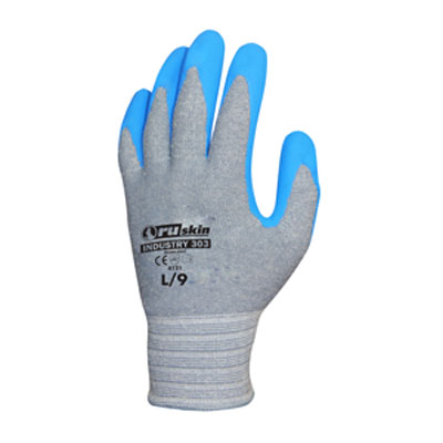 Фото Перчатки Ruskin® Industry 303 нейлоновые с нитрилом